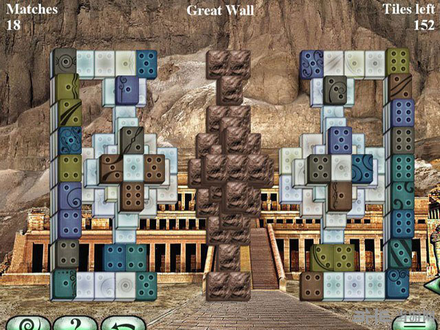 世界最强寺庙麻将2截图2