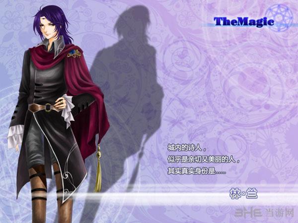 乙女向魔法阵战斗游戏截图3