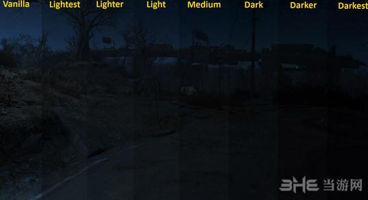 辐射4更深的夜MOD截图1