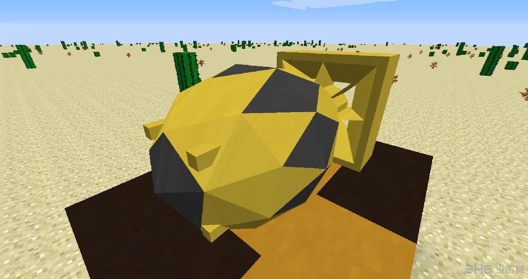 我的世界1.7.10Nuker导弹MOD截图2
