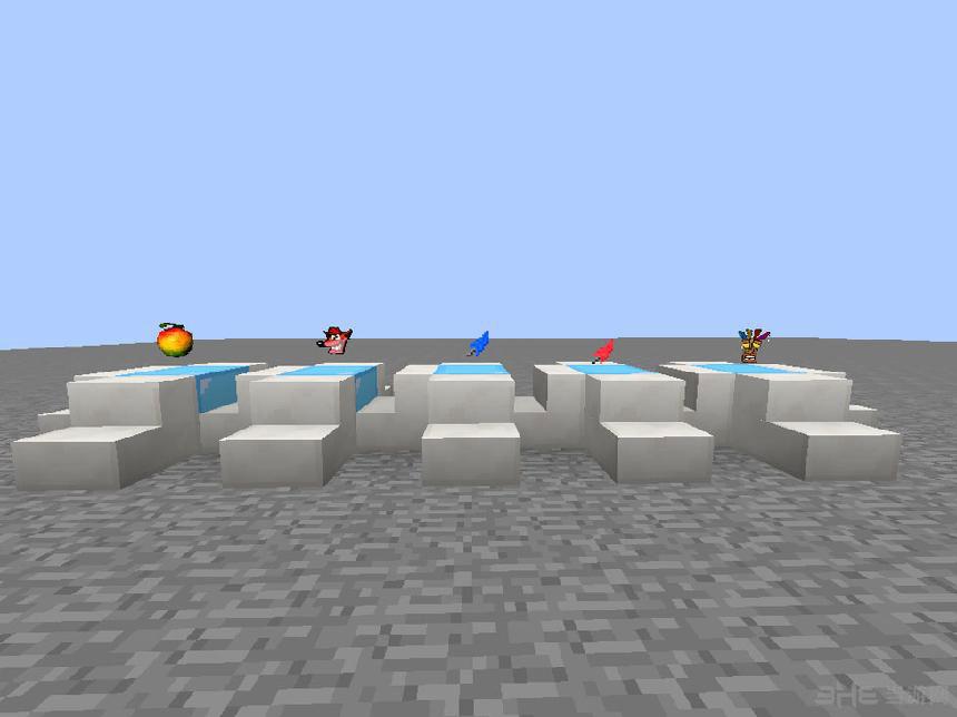 我的世界1.7.10Bandicube工艺MOD截图1