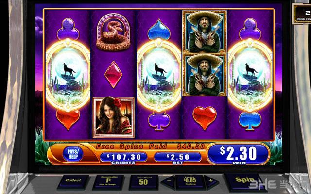 赌机游戏:斯巴达克斯截图1