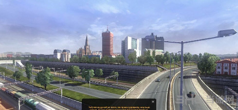 欧洲卡车模拟2模型变换MOD截图0