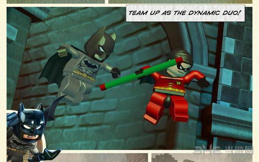 乐高蝙蝠侠飞跃哥谭市电脑版截图1
