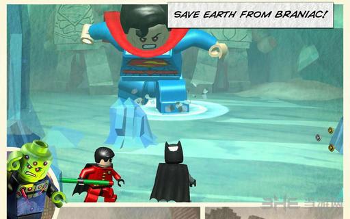 乐高蝙蝠侠飞跃哥谭市电脑版截图2