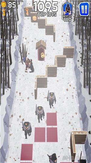 冬日逃亡者电脑版截图2