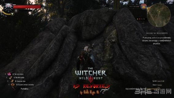 巫师3:狂猎高清材质MOD截图0