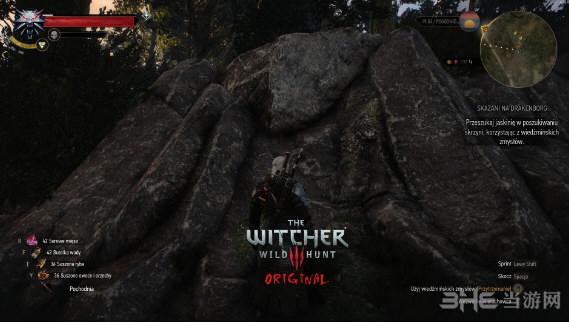 巫师3:狂猎高清材质MOD截图1