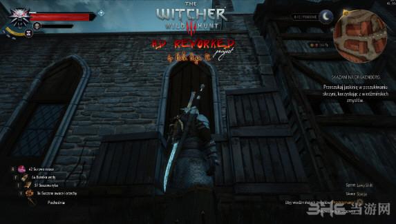 巫师3:狂猎高清材质MOD截图2