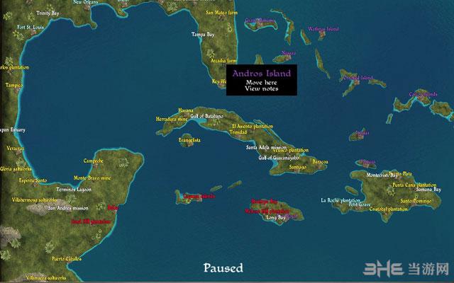 鲜血与黄金:加勒比截图2