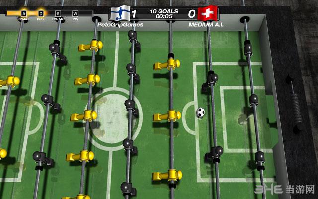 桌上足球:世界巡回赛截图3