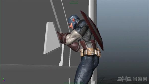 复仇者联盟游戏夭折视频截图4
