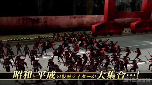 假面骑士:斗骑大战创生截图4