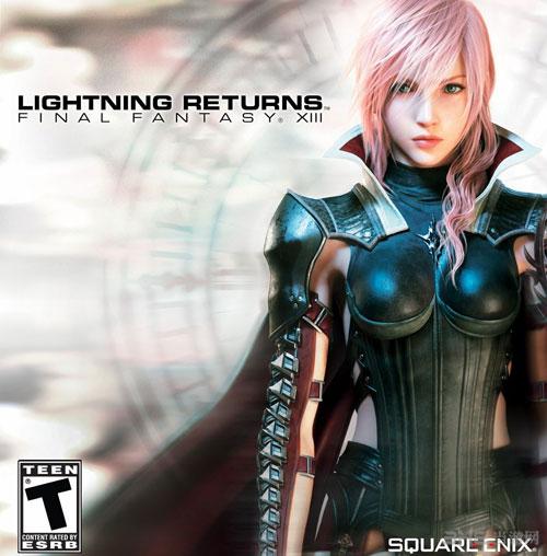 最终幻想13:雷霆归来截图4