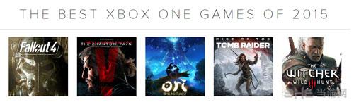 2015年最佳Xbox One游戏配图2