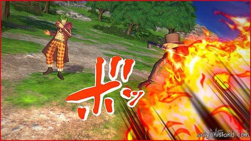 海贼王:燃烧热血2