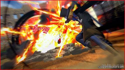 海贼王:燃烧热血3