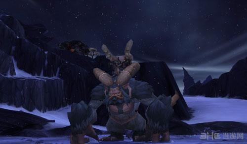 魔兽世界冬幕节配图1