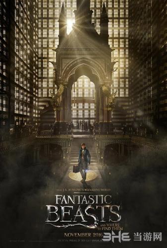 《神奇动物在哪里》哈利波特系列电影宣传片曝光