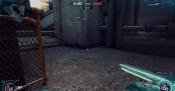 《攻壳机动队OL》最新试玩视频曝光1