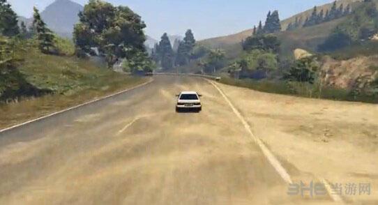 侠盗猎车手gta5线上dlc如何用ae86在山路漂移教学视频