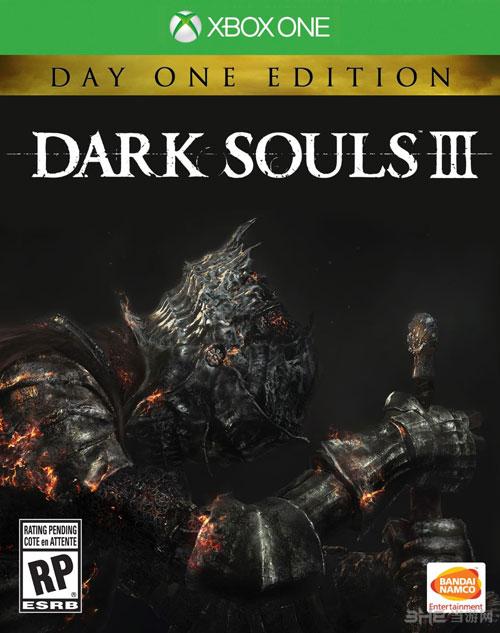 黑暗之魂3封面2