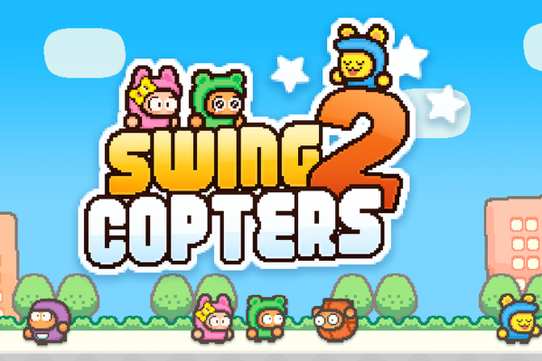 Swing Copters 2史上最自虐游戏发布1