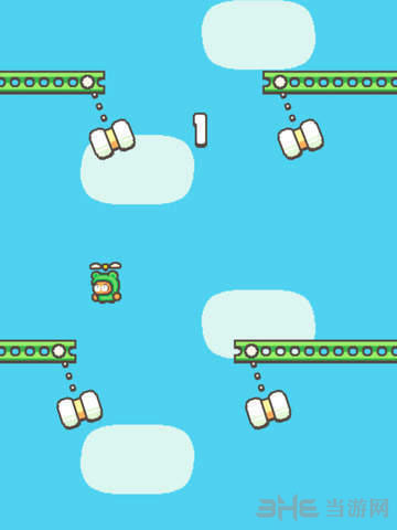 Swing Copters 2史上最自虐游戏发布3