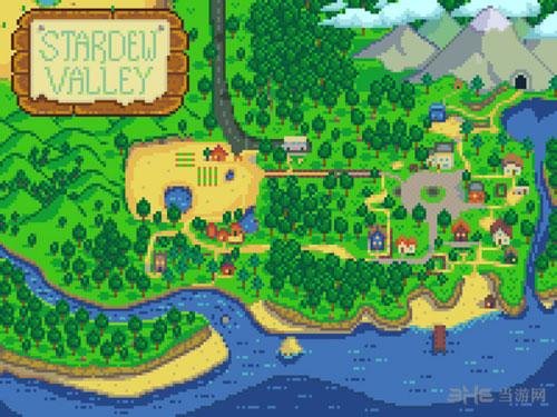 Stardew Valley截图1
