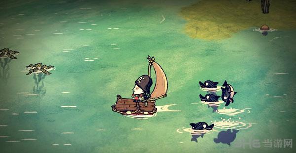 日前,饥荒最新DLC海难已正式登陆Steam Early Access,游戏官方也公布了该DLC的最新预告和一批截图,先让我们来欣赏一下吧。 日前,饥荒最新DLC海难已正式登陆Steam Early Access,游戏官方也公布了该DLC的最新预告和一批截图,先让我们来欣赏一下吧。 饥荒海难DLC预告: 这个DLC的内容是Wilson发现自己困在了一个漂亮的热带群岛中,他必须克服炎热的天气,危险的生物和适应新的生态系统,最终打造出一条船逃离回家。 游戏截图