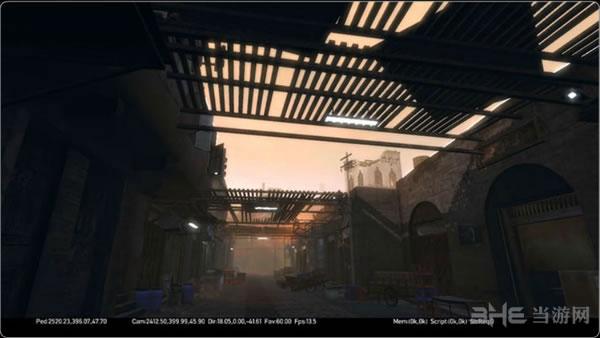 Agent开发多年之后游戏截图首次曝光8