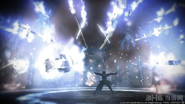 最终幻想14新资料片难度大增1
