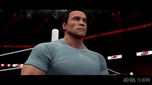 WWE 2K16施瓦辛格截图3