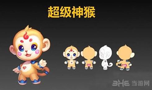 梦幻西游手游超级神猴官方曝光