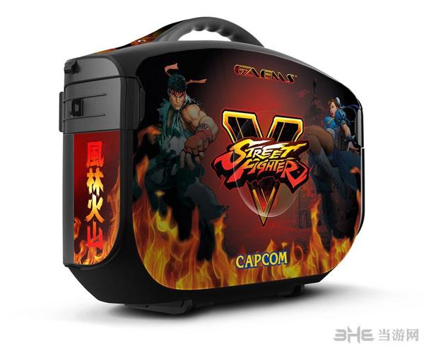 街头霸王5便捷式游戏机即将发布2
