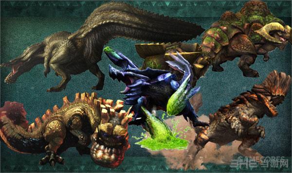 怪物猎人x新技能效果及发动条件一览表