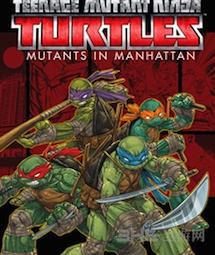 忍者神龟:突变曼哈顿配图2