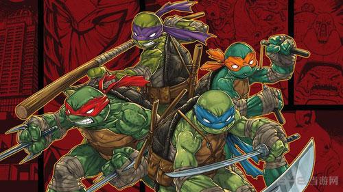 忍者神龟:突变曼哈顿配图1