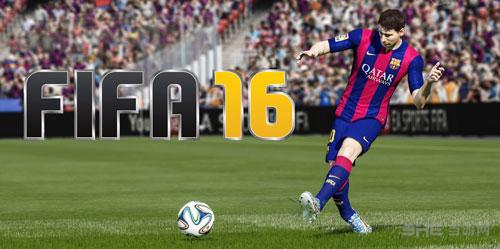 FIFA 16截图