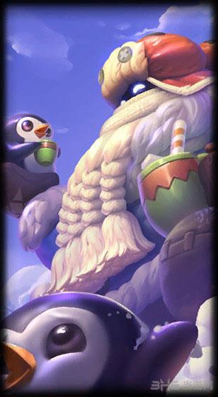 LOL英雄联盟冰雪节配图2