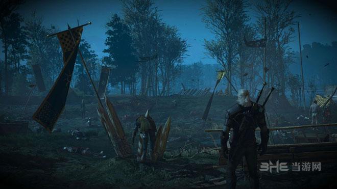 电影级画质 《巫师3:狂猎》增强光照系统mod海量截图赏析