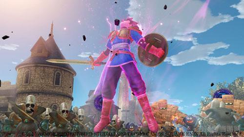 勇者斗恶龙:英雄截图3