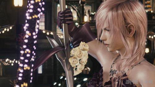 最终幻想13:雷霆归来截图1