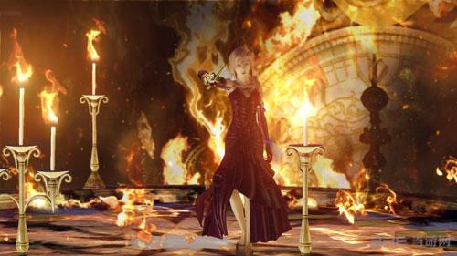最终幻想13:雷霆归来截图2