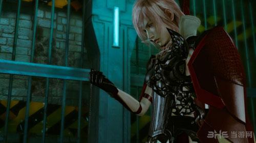 最终幻想13:雷霆归来截图3