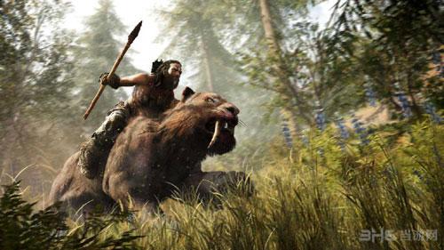 最大的原始动物