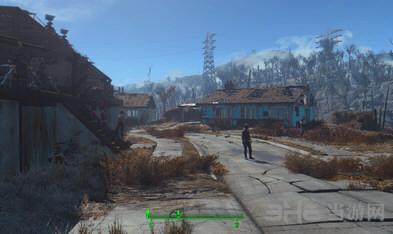 辐射4干净的定居点MOD截图0