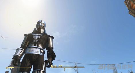 辐射4铬合金合成人盔甲MOD截图1