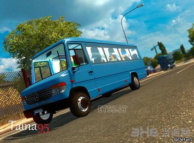 欧洲卡车模拟2奔驰Vario812D截图0