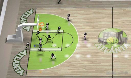 火柴人篮球电脑版截图0